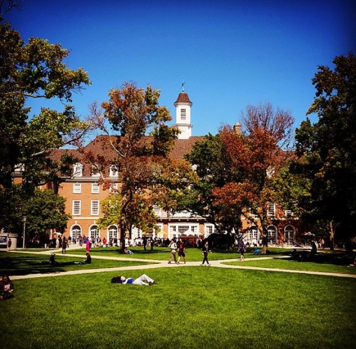Photo via @Illinois1867 Instagram feed